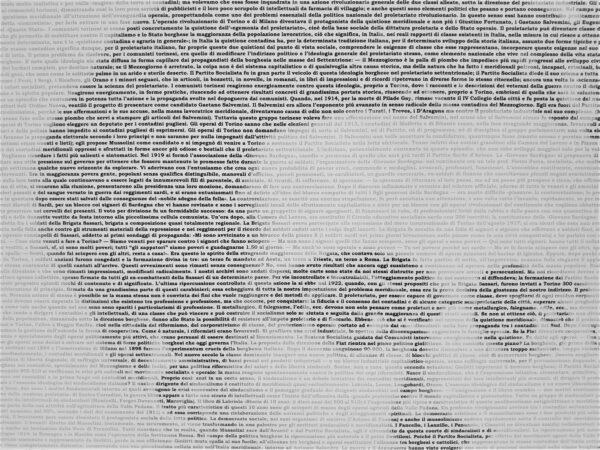 Antonio Gramsci Poster