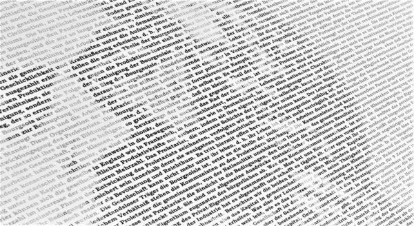 """Nahaufnahme Karl Marx Poster """"Manifest der Kommunistischen Partei"""""""